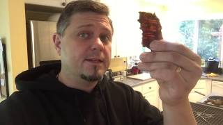 How to Make Homemade Beef Jerky in LEM dehydrator!