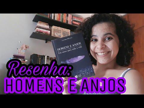 HOMENS E ANJOS (LUCIANA OLIVEIRA) | Livraneios