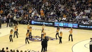 Phoenix Suns Dancers 2009-2010. Blame it on the Beat