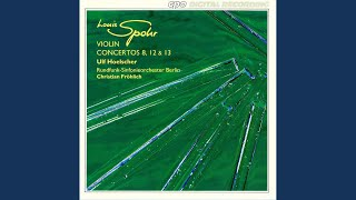 Violin Concerto No. 12 in A Major, Op. 79: I. Andante grave