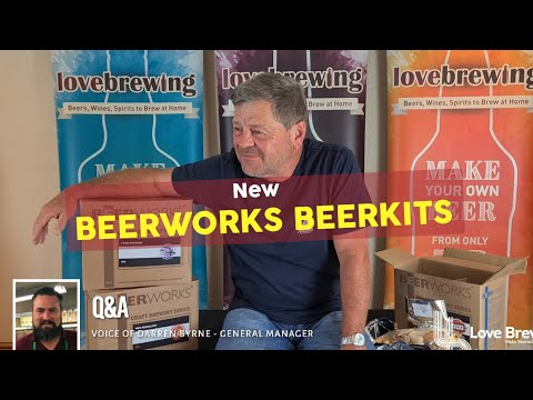 New Beerworks Limited Edition Beer Kits