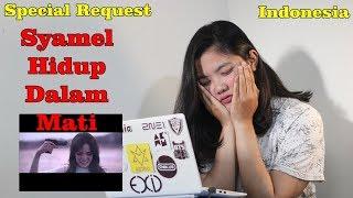 Syamel - Hidup Dalam Mati MV Reaction Indonesia