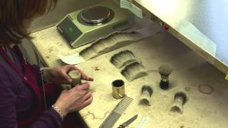 UOMO shaving brush 293 by da Vinci