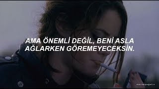 Rihanna - Cry (Türkçe Çeviri)