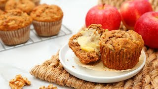 pumpkin muffin with spice cake mix