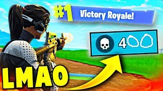 Haters Will Say It's Fake... 😂 (Fortnite Battle Royale Funny Moments)