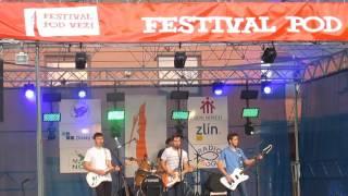 Video Festival pod věží   Zlín 2016   kapela Timon  SK    v rytmu coun