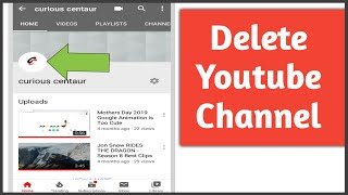 How to Delete Youtube Channel Permanently on Phone