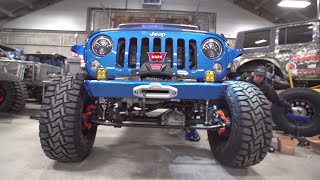 """The """"Do it all"""" Build. Project JK"""