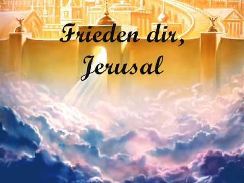 "Videoclip LIED 1 ""Frieden dir, Jerusalem"""