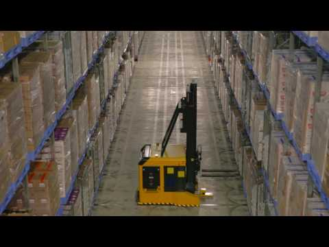 AGV Automation - Food Industry