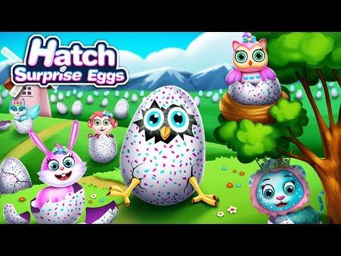 Hatch Baby Animal- Hatch Egg Spa Salon - Android app on AppBrain