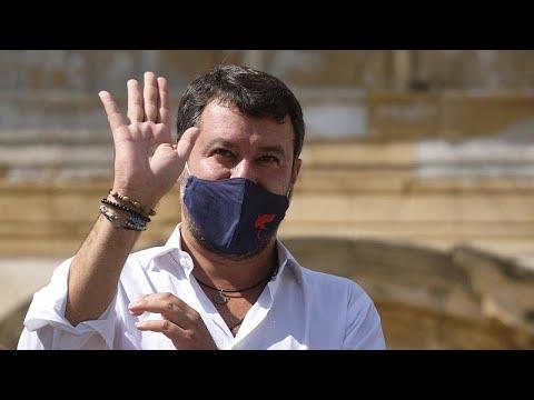 Ιταλία: Αντιμέτωπος με τη δικαιοσύνη ο Ματέο Σαλβίνι