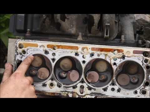 Фото к видео: Dacia Logan 1 6 Ремонт ДВС