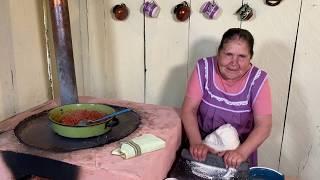 Tacos de Carnita Enchilada De Mi Rancho A Tu Cocina