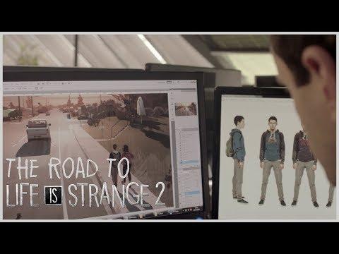 Sur la route de Life is Strange 2 de Life is Strange 2