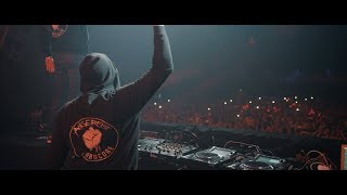 Angerfist - Creed of Chaos aftermovie