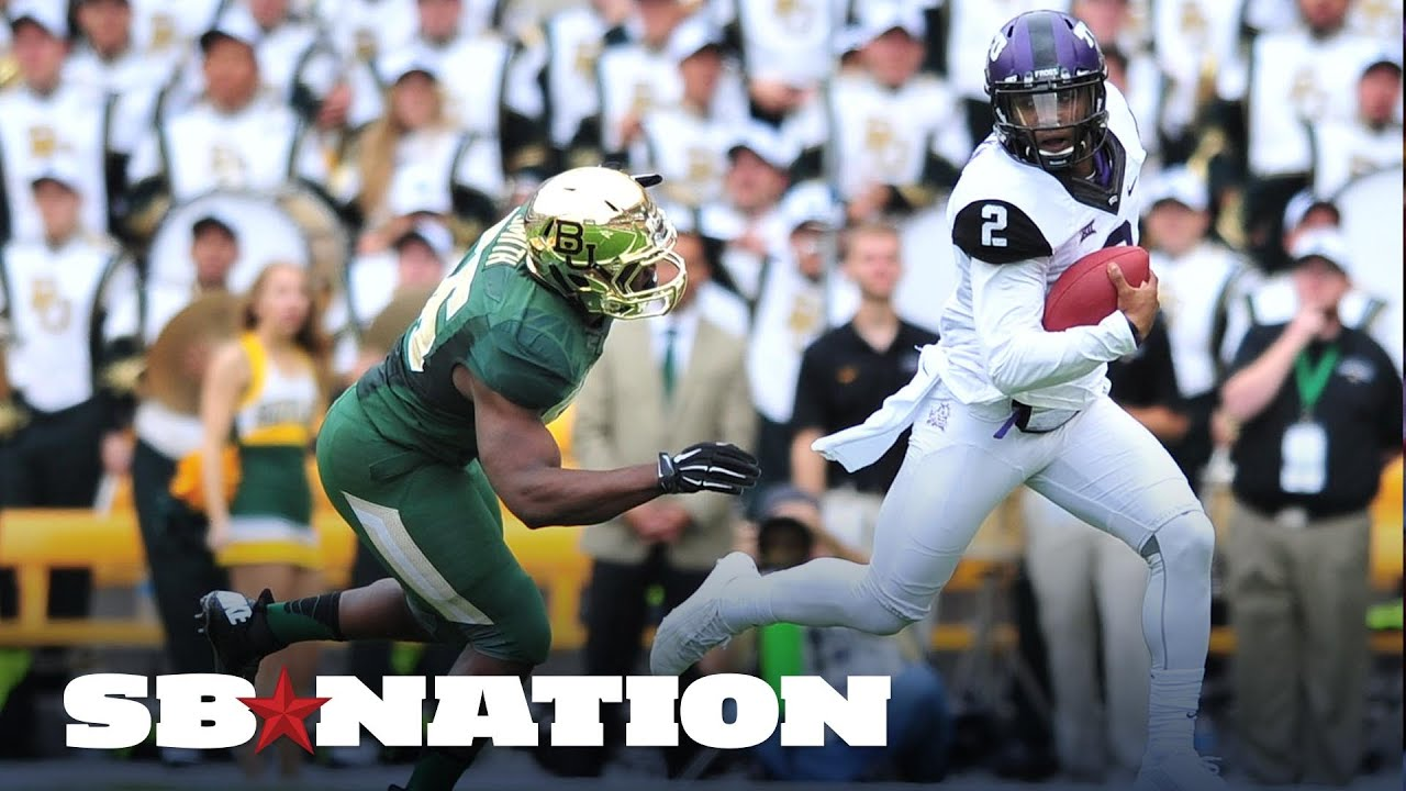 Can anyone catch TCU, Baylor in the Big 12? thumbnail