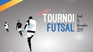 Nuit du Futsal - Novembre 2018