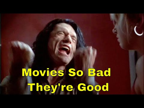Movies So Bad They're Good - The Hollywood Lowdown