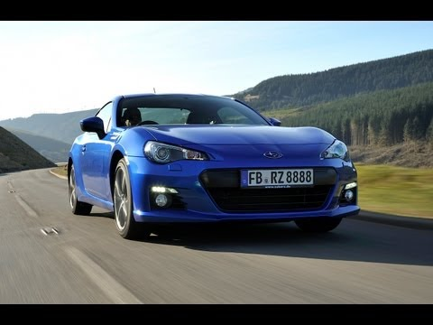 Subaru BRZ review and roadtrip | evo REVIEW