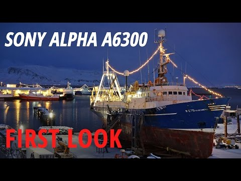 First Look: Sony | Alpha a6300