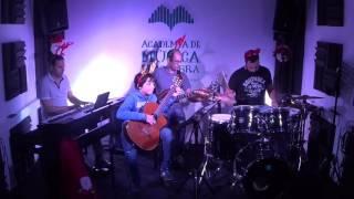 Rodrigo Grade Guitarra Prof Ricardo Costa Home On The Range Daniel Kelley Dez 2016