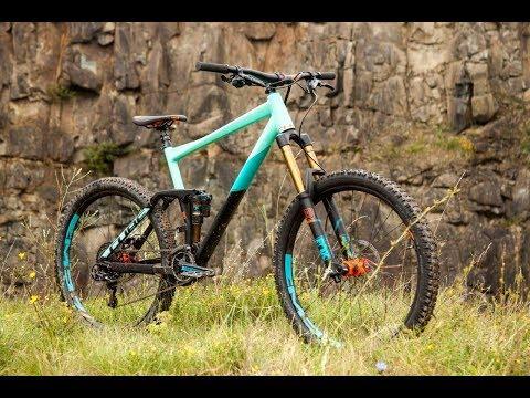 "Enduro oder Freerider? Cube ""Fritzz 180"" Test - Review | Gravity Mountainbike Magazinebiketest"