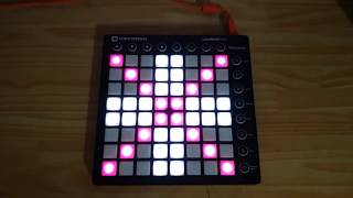 The Chainsmokers - Closer ft.Halsey   Launchpad cover (Unipad)