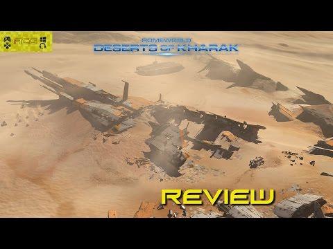 Homeworld: Deserts of Kharak Review - In Progress - YouTube video thumbnail