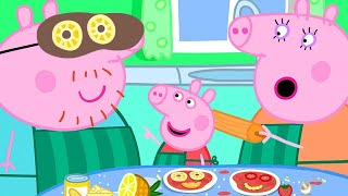 Peppa Pig Official Channel   Peppa Pig Adds Pineapple in Her Pizza