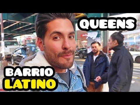 Te Invitamos  a Un Recorrido Por El Barrio De Queens En Nueva York