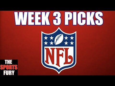 NFL Week 3 Picks