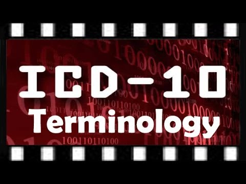 ICD-10 Training | ICD-10 Terminology and 7th Digits - YouTube