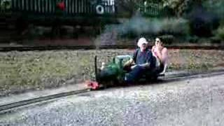 Wales West Miniature Railway
