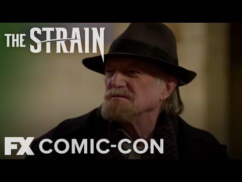 The Strain | Comic-Con 2017: Therapy Session | FX