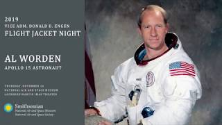 Flight Jacket Night With Al Worden