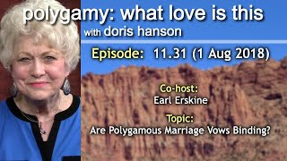 1131   Polygamy What Love Is This   1 Aug 2018