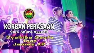 Download lagu Korban Perasaan Syahiba Saufa Feat James Ap Mp3