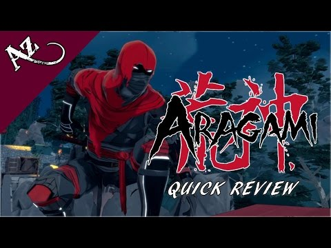 Aragami - Quick Game Review video thumbnail
