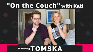 On the couch with Kati | Feat. TomSka! Depression & Treatment weight gain side effects | Kati Morton
