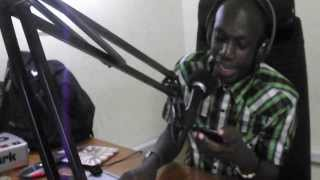 A Clip from My Birthday Radio Show. September 21st 2013. Full Edited Version Coming Soon