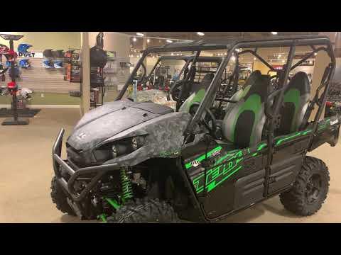 2021 Kawasaki Teryx4 LE in Jackson, Missouri - Video 1