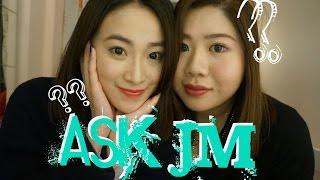 JM♡問答大會''歲數?嗌大交?理想男朋友? |AskJM #1