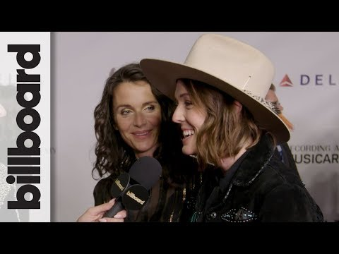 Brandi Carlile Talks Grammy Nominations, LGBTQ Representation in Music & Dolly Parton | Billboard
