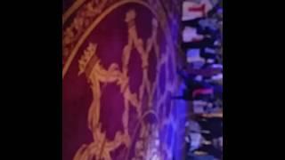 Грузинский танец на Гардабанской свадьбе в Paradise