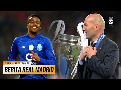 RESMI! Real Madrid Datangkan Bek Muda Brasil ● Gaji Zidane Hanya Separuh Dari Gaji Diego Simeone