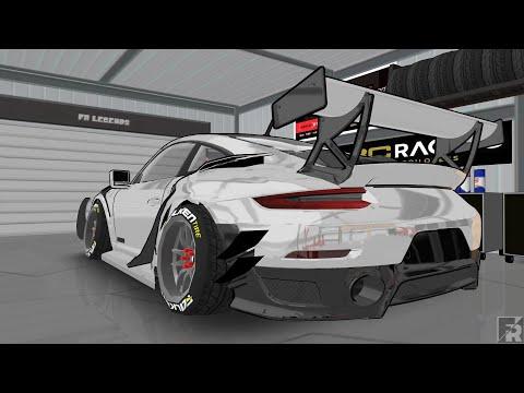 FR Legends MOD Porsche 911 GT2 RS !!!- ALL KITS REPLACED