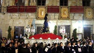 preview picture of video 'Semana Santa Almagro 2014, El Rescatado'