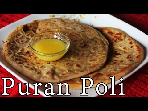 Puran Poli | Gudi Padwa Special | Traditional Maharashtrian Sweet Dish Recipe